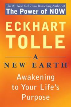 A New Earth book cover