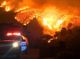 cal fires 2017