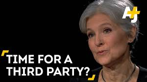 jill stein time for a third party