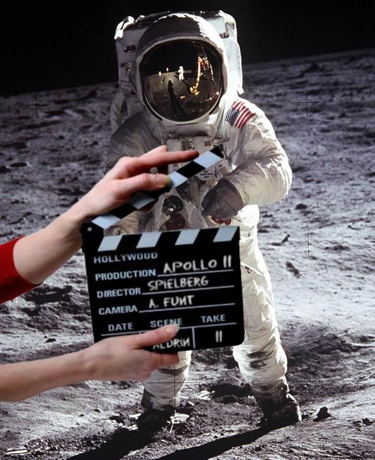 Apollo moon landing was a hoax essay