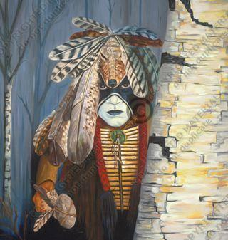 leonard peltier art