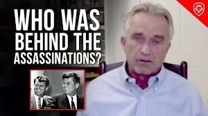 RFK jr about dad and uncle's assassinations
