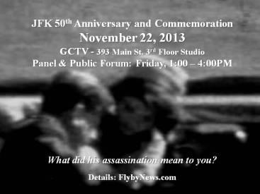 JFK - Nov 22 - gctv -