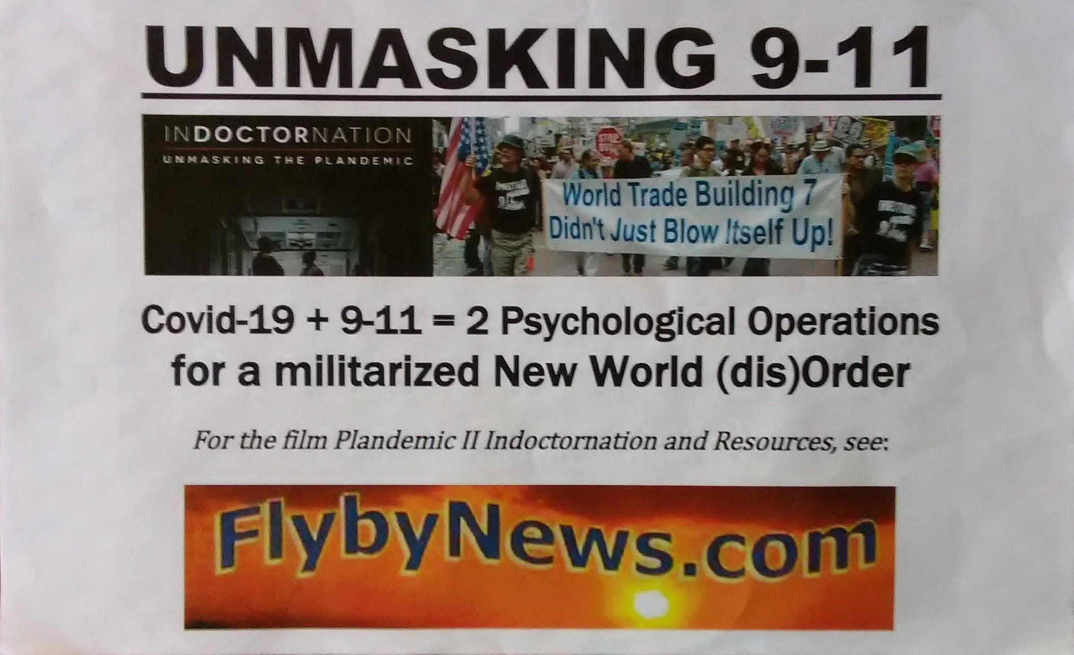9-11 & Covid-19 Psy-Op