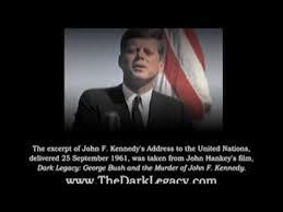 Kennedy speech exerpts